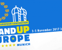 ¿Conoces Stand Up for Europe?